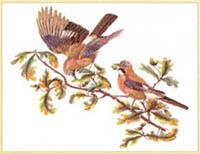 Birds On A Branch Kit