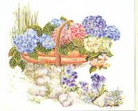 Basket of Flowers Kit