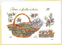 Basket of Lavender Kit