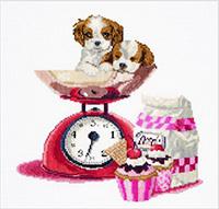Baking Puppy Kit