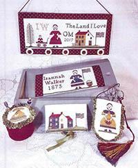 Izannah Walker's Box