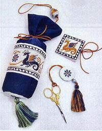 Raffaellesco, A Derua Sewing Set