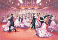 Dancers - Grand Ball