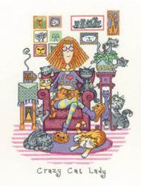 Cats Rule - Crazy Cat Lady