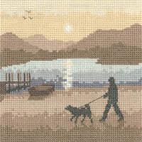 Silhouettes - Summer Stroll