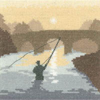 Silhouettes - The Angler