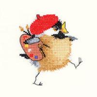 Chickadees - Artist Chick