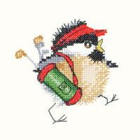 Chickadees - Golfing Chick