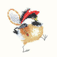 Chickadees - Tennis Chick
