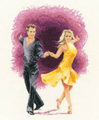 Dancers - Cha Cha