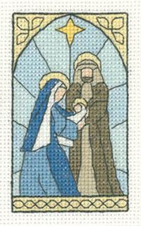 Greeting Cards - Nativity Scene Christmas Cards Kit