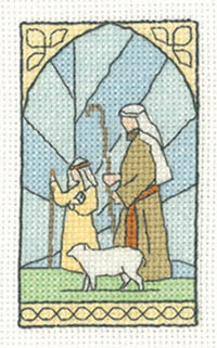 Greeting Cards - Shepherds Christmas Cards Kit