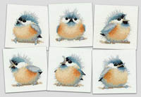 Little Friends - Chick Coasters Kit