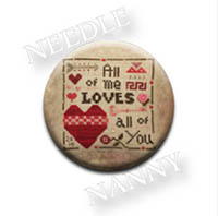 2016 Collector's Heart Needle Nanny by Heart In Hand