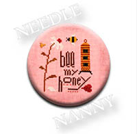 Bee My Honey Needle Nanny by Heart In Hand