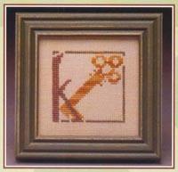 Alphabet Mania - K