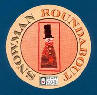 Snowman Roundabout  Kit