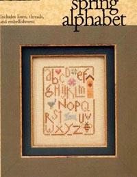 Spring Alphabet Kit