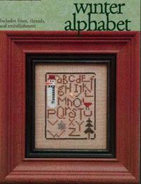 Winter Alphabet Kit