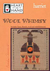 Wool Whimsy Kit - Harriet