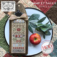 French Kitchen - Pomme et Sauge (Apples & Sage)