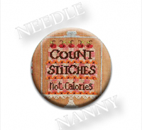 Count Stitches Needle Nanny by Hands On Design