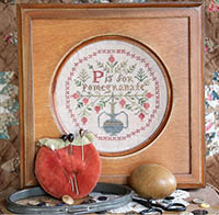 P Is For Pomegranate