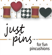 Just Pins - Stitch & Sew