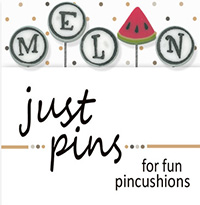 Just Pins - M is for Melon