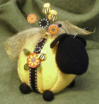 Bumble-Ewe Pincushion Kit
