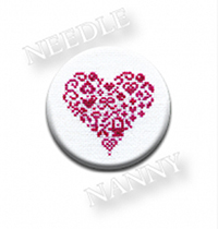 Amour Needle Needle Nanny by JBW Designs