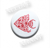 Angel Fish Needle Needle Nanny by JBW Designs