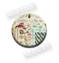 Summer By the Sea Needle Nanny by Jeanette Douglas Designs