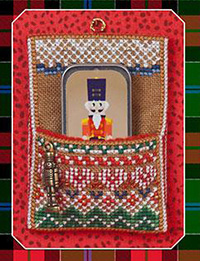 Nutcracker Slide Pocket & Mini Needle Slide