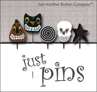 Just Pins - Fright Night