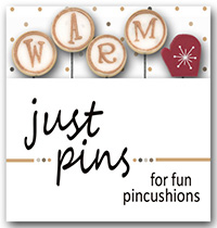 Just Pins - W is for Warm