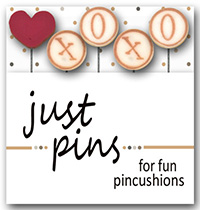 Just Pins - Kisses