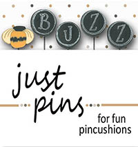 Just Pins - B is for Buzz