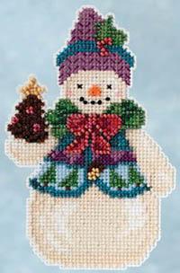 Pinecone Snowman Kit