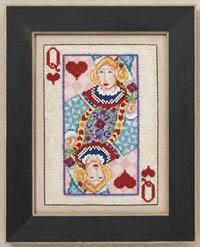 Card Series Kit - Queen