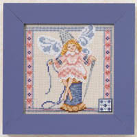 Fairy Series - Needlework Fairy Kit