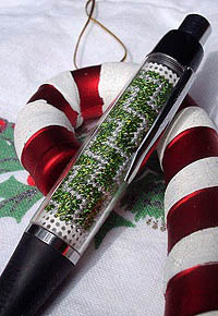 Evergreen Stitch-A-Pen Kit