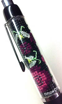 Fireflies Stitch-A-Pen Kit