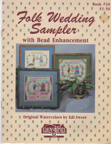 Folk Wedding Sampler