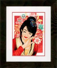Asian Flower Girl Kit