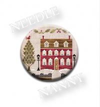Lantern Lane Nanny by Little House Needlework