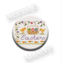 Easter Needle Nanny by Lizzie Kate