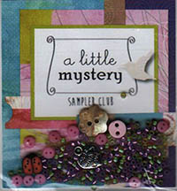 Little Mystery Sampler Embellishment Pack
