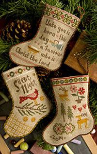 Flora McSample's 2014 Stockings