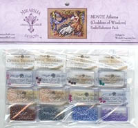 Athena - Goddess of Wisdom Embellishment Pack
